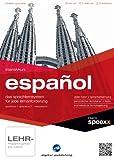 Intensivkurs  Español: Der Spanischkurs für Anfänger, Wiedereinsteiger und Fortgeschrittene