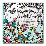 Rachel Ellen Design Rachel Ellen Adult Colouring Book - Sunshine & Bloom by multicolour