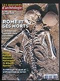 Les dossiers de l'archéologie. N° 330, Novembre/Décembre 2008. Rome et ses morts