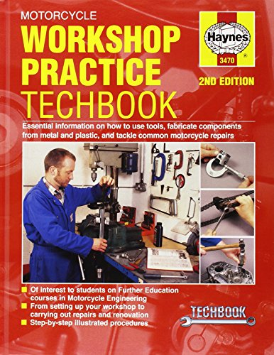 Motorcycle Workshop Practice Manual (Haynes Techbooks)