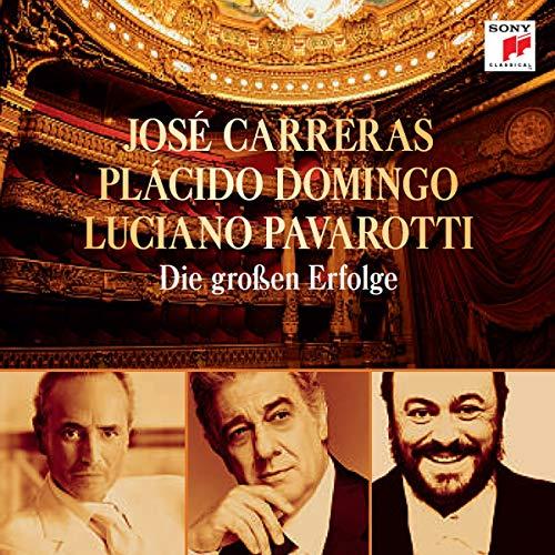 Carreras,Domingo,Pavarotti-die Großen Erfolge