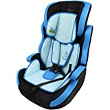 كرسي سيارة للاطفال من ملا لوف , ازرق