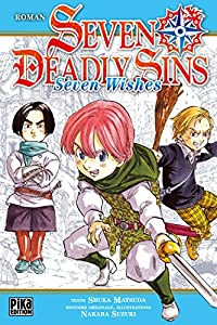 Seven Deadly Sins - Seven Wishes Edition simple One-shot
