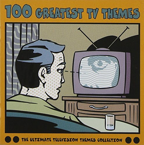 100 Greatest TV Themes (Box-Set)