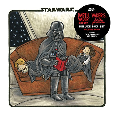 Darth Vader & Son / Vader's Little Princess Deluxe Box Set (Includes Two Art Prints) (Star Wars) (Deluxe Boxed Set) por Jeffrey Brown