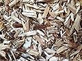 Hackschnitzel * Holzdekor * Häcksel * Mulch - natur - ca. 800 Liter im BigBag - GRATIS VERSAND