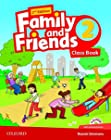 Family and friends 2 - Class Book (1Cédérom)