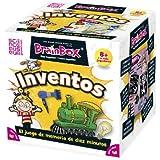 BrainBox - Juego de memoria Inventos (31690015A)