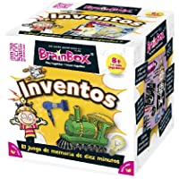 Brain Box Juego de memoria Inventos 31690015A