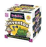 Brain Box Juego de Memoria Inventos, (31690015A)