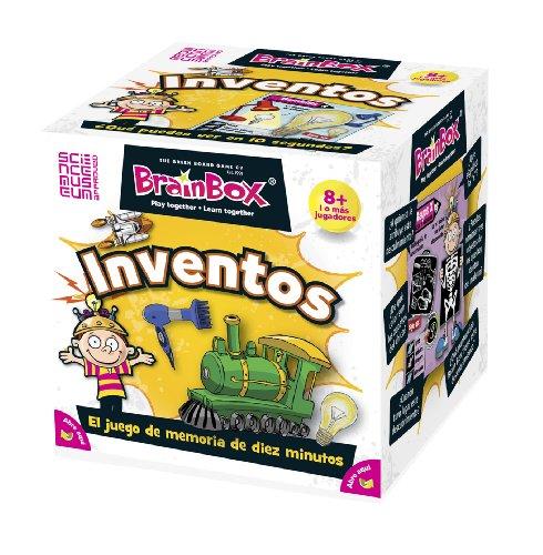 Brain Box Juego de Memoria Inventos