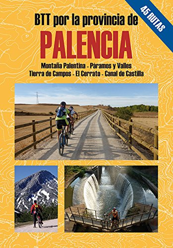BTT por la provincia de Palencia por Francisco Javier Amor Palomino