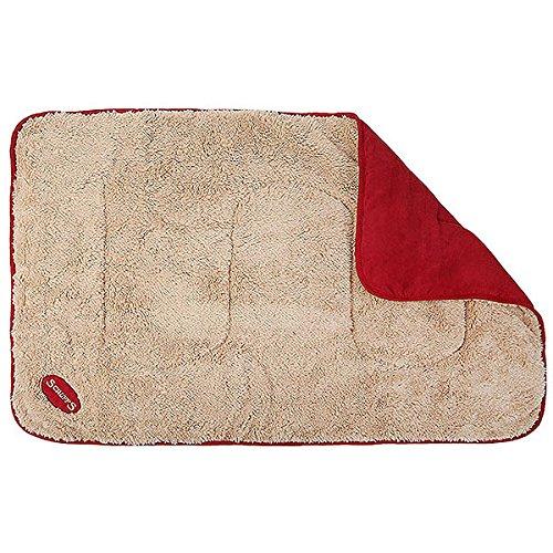 scruffs-pet-dog-snuggle-comfort-blanket-duvet-reversible-design-in-3-colours-red
