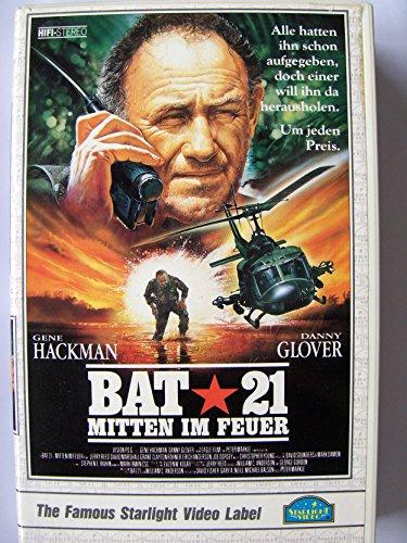 BAT 21 - Mitten im Feuer [VHS]