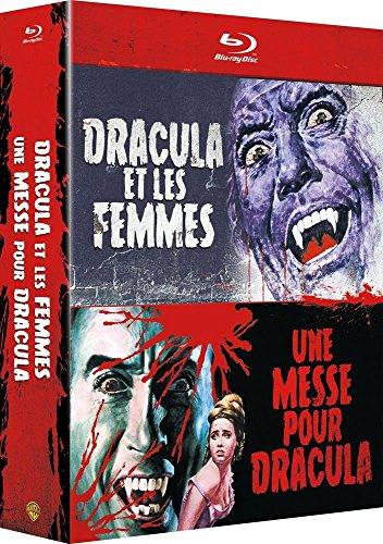Dracula et les Femmes + Une Messe pour Dracula - Coffret Blu-Ray