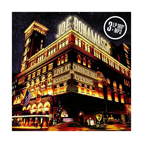 Live at Carnegie Hall – An Acoustic Evening ( 3 LP)