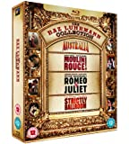 The Baz Luhrmann 4-Film Collection [Blu-ray] [1992]