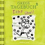 Gregs Tagebuch 8 - Echt übel!: .                                                              .