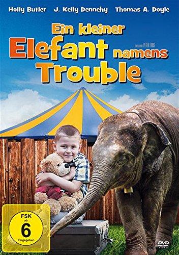 Ein kleiner Elefant names Trouble