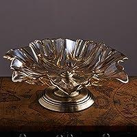 neo-classico europeo vetro fruttiera/American home decor vetro ciotola di frutta-A - Vario Piedistallo