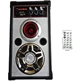 Hero SubWoofer 1 Speakes Remote Control - SD card - USB memory