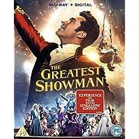 The Greatest Showman 4K Blu-ray 2017