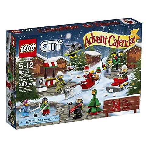 Lego Calendrier - LEGO City Advent Calendar