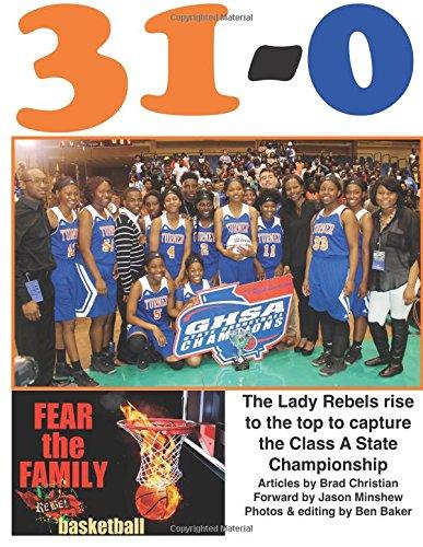 31-0: Lady Rebels Take State Title