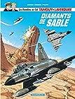 Chevaliers du ciel Tanguy et Laverdure (Les) - Tome 6 - Diamants de sable
