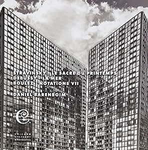 Stravinsky / Debussy / Boulez - Chicago Symphony Orchestra