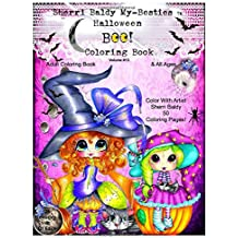Sherri Baldy My-Besties TM Halloween Coloring Book BOO!
