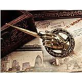 Broche alfiler, réplica de la mano del Rey de Juego de Tronos. «vintage», para solapa de disfraz