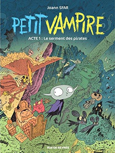 Petit Vampire - Tome 1 par Joann Sfar