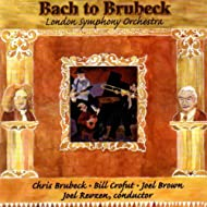 "Brubeck, C.: ""bach To Brubeck"" - Trombone Concerto; Bach Variations; Suite For Banjo & Orchestra; Other Works"