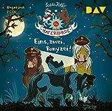 Die Haferhorde – Teil 11: Eins, zwei, Ponyzei!: Ungekürzte Lesung mit Bürger Lars Dietrich (2 CDs)