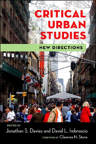 New PDF release: Critical Urban Studies: New Directions