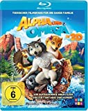 Alpha und Omega in 3D [3D Blu-ray] (Blu-Ray)