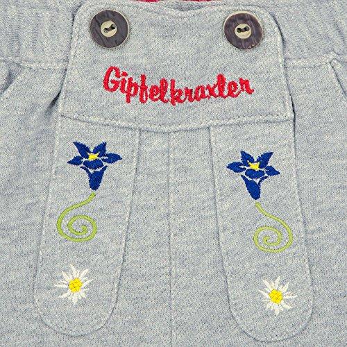 BONDI Trachten Jogginghose, grey-melange 110 Tracht Baby Jungs Artikel-Nr.90878 - 3