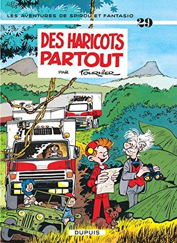 Spirou et Fantasio, tome 29 : Des haricots partout