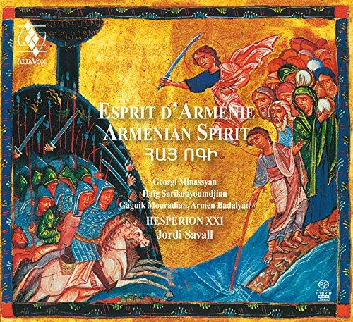 Esprit d'Arménie : Hommage à l'Arménie