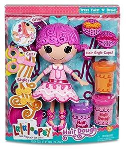 MGA Entertainment Lalaloopsy Hair Dough Doll muñeca - Muñecas (Rosa, Femenino, Chica, 4 año(s), 104 año(s), De plástico)