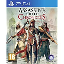 Ubisoft Assassin's Creed: Chronicles, PS4 Basic PlayStation 4 French video game - video games (PS4, PlayStation 4, Action / Adventure, M (Mature), Physical media)