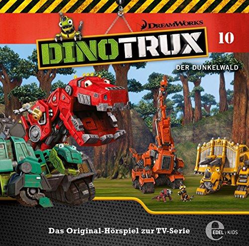 Dinotrux - Folge 10: Der Dunkelwald - Das Original-Hörspiel zur TV-Serie
