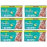 Pampers Windeln Baby Dry Midi 3 Gr. 4-9 Kg Bis zu 648 Stk.