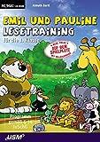 Emil und Pauline: Lesespiele für die  1. und 2. Klasse (PC+MAC) - Almuth Bartl