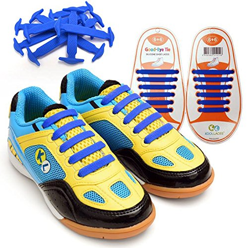 Koollaces-No-Tie-Elastic-Silicone-Shoelaces-Hook-Type-Shoe-Lace-for-Sneakers-Sport-All-Shoes-MADE-IN-KOREA-PATENTED