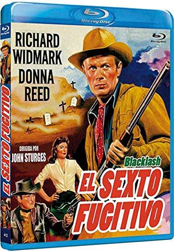 Das Geheimnis der fünf Gräber / Backlash (1956) ( ) (Blu-Ray)