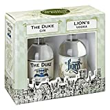 The Duke Gin & LION's Vodka Miniatur-Set (2 x 0.1 l)
