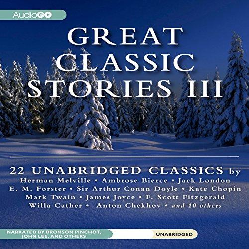 Great Classic Stories III  Audiolibri