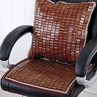 Mahjong mat fundas en el verano/Amortiguador de la silla de la oficina del/ el coche patín cooler pad-A 45x45cm(18x18inch)